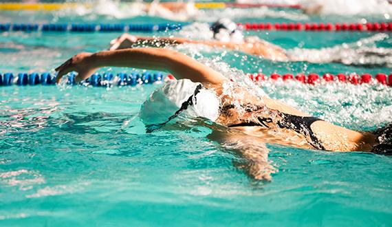 Schwimmerin Newsletter