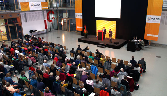 Veranstaltung WLSB Atrium